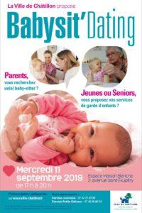 BabySit Dating @ espace Maison Blanche
