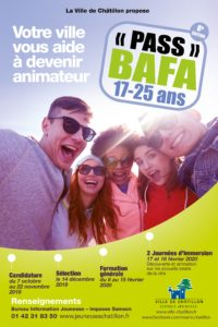Inscription Pass BAFA