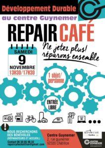 Repair'Café @ Centre Guynemer